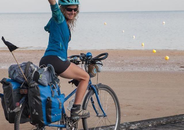 En cycle libre à  travers la France