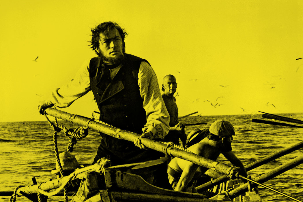 Moby Dick – Gregory Peck