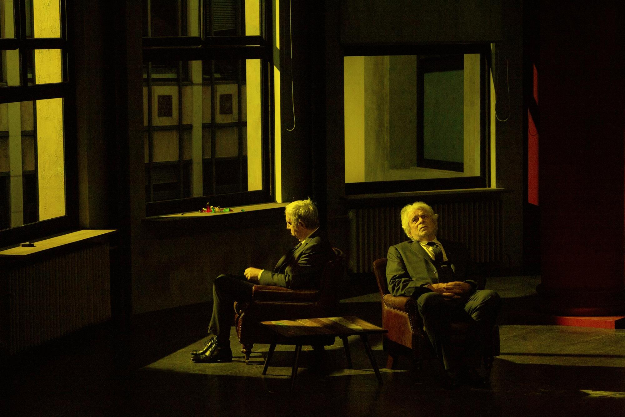 LE TEMPS ET LA CHAMBRE © Michel Corbou (8)