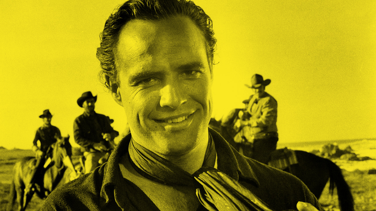 One-Eyed Jacks (1961)Directed by Marlon BrandoShown: Marlon Brando